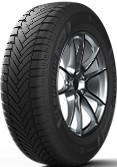 Winter Tyre MICHELIN ALPIN 6 185/50R16 81 H
