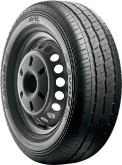 Summer Tyre AVON AV12 205/75R16 113/111 R
