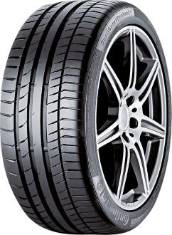 Summer Tyre CONTINENTAL CONTISPORTCONTACT 5P 265/30R20 94 Y
