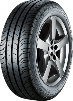 Summer Tyre CONTINENTAL CONTIVANCONTACT 200 235/60R16 104 H