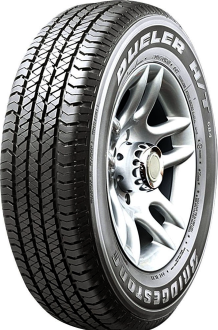 Summer Tyre BRIDGESTONE DUELER H/T 684 III 245/65R17 111 T