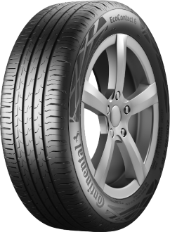 Summer Tyre CONTINENTAL ECOCONTACT 6 195/55R16 87 H