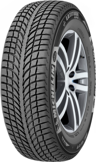 Winter Tyre MICHELIN LATITUDE ALPIN LA2 265/40R21 105 V