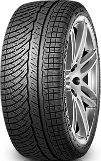 Winter Tyre MICHELIN PILOT ALPIN PA4 235/45R18 98 V
