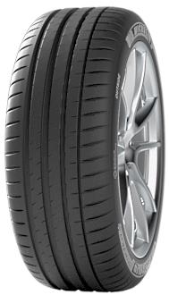 Summer Tyre MICHELIN PILOT SPORT 4 255/40R20 101 Y