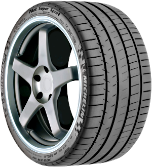 Summer Tyre MICHELIN PILOT SUPER SPORT 305/30R22 105 Y