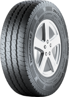 Summer Tyre CONTINENTAL VANCONTACT AP 215/82R14 112 P