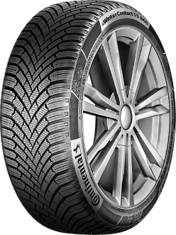 Winter Tyre CONTINENTAL WINTERCONTACT TS 860 175/60R15 81 T