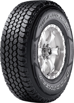 Tyre GOODYEAR WRANGLER AT ADVENTURE 255/70R18 116 H